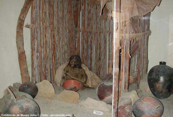 museo en Paracas