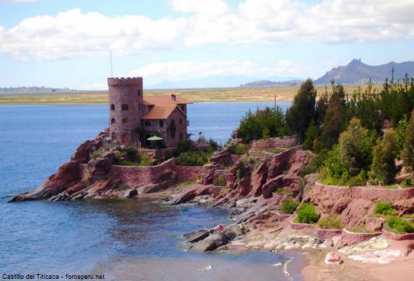 Hotel ecológico a orillas del lago Titicaca