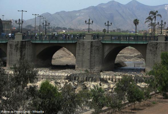 Puente de Piedra es una de las vías más importantes de Lima