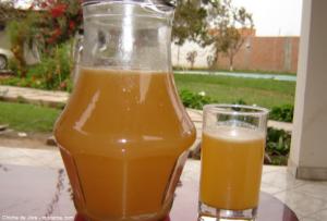 Bebida de culturas preincaincas: Chicha de Jora