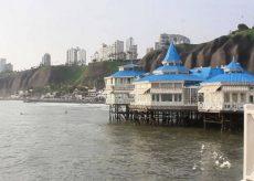La Rosa Náutica, restaurante con vista al mar de Miraflores en Lima