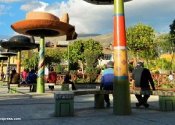 Parque de los Sombreros de Huancayo