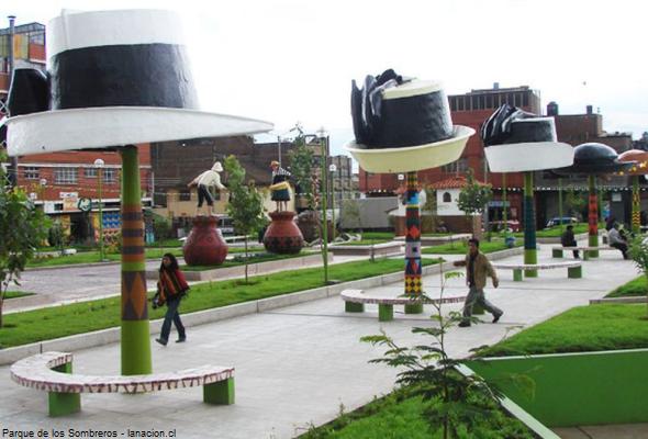 Parque del departamento de Junín