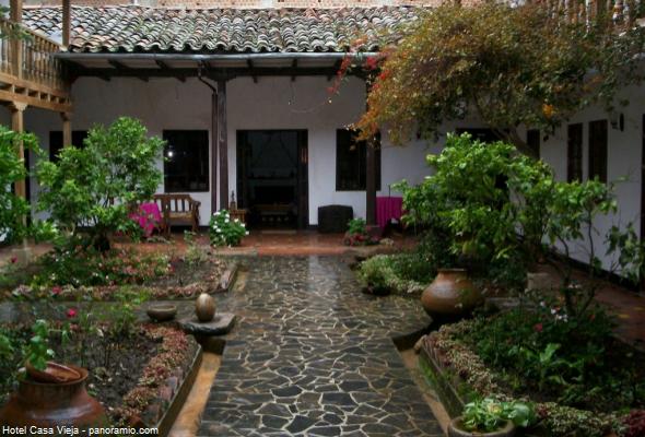 hotel en Amazonas