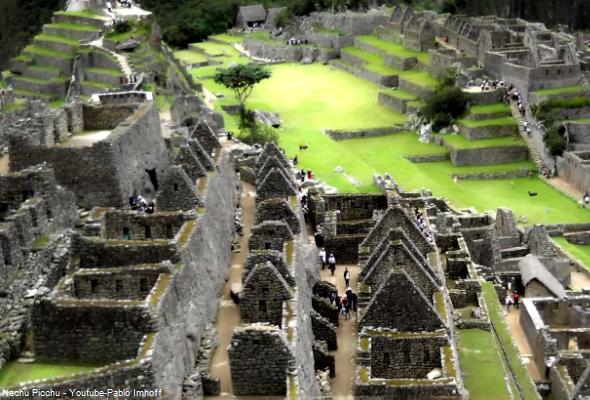 turismo en Machu Picchu