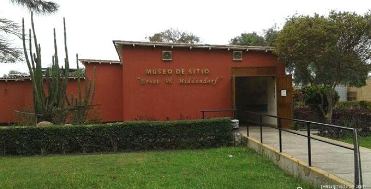 Museo del Parque de las Leyendas Ernst W Middendorf