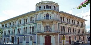 Antiguo Hotel Palace de Iquitos