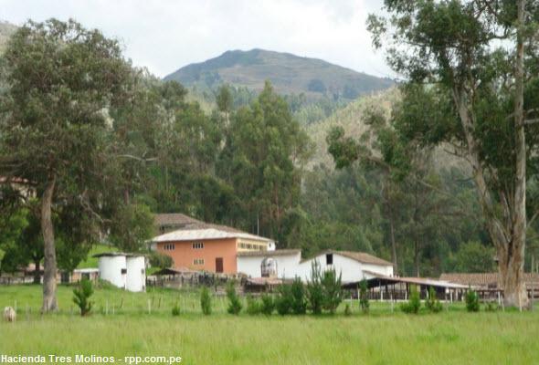 casona en Cajamarca