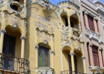 La Casa Courret, antiguo estudio fotográfico de Lima