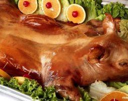 Receta del Lechón al Horno Peruano para Año Nuevo