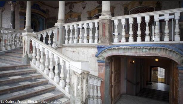 Quinta de Presa en Rímac