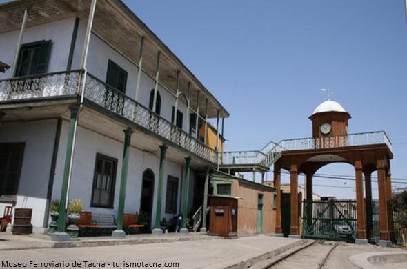 historia del ferrocarril en el Perú