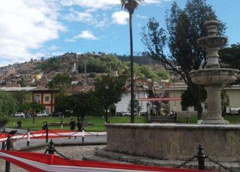 Hoteles cerca a la Plaza de Cajamarca