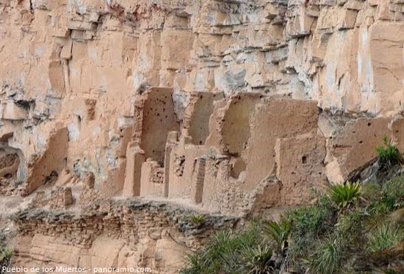 sitio arqueológico de Amazonas