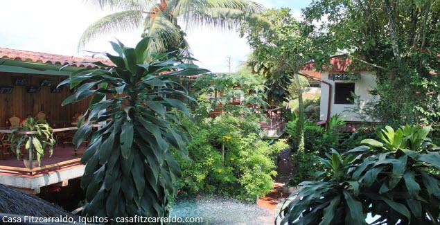 casa hotel en el corazón de la ciudad de Iquitos