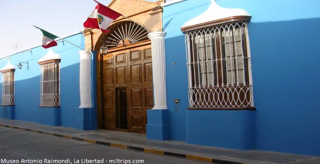 casa museo de Raimondi