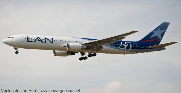 Oferta de vuelos nacionales en febrero con Lan Perú