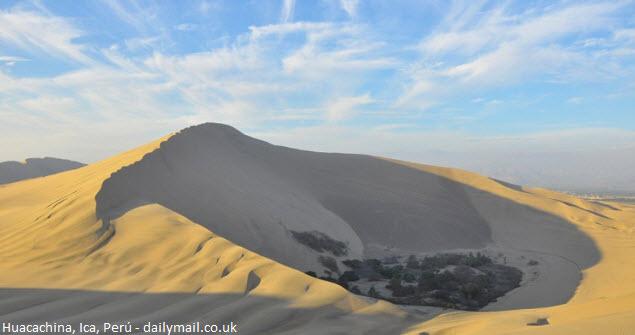 duna en Ica
