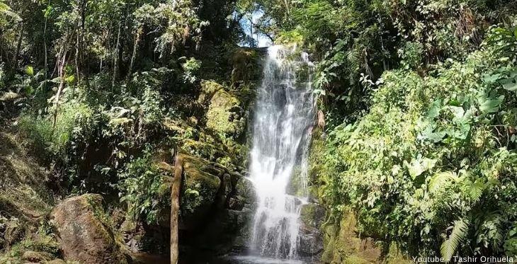 Cascada en Oxapampa