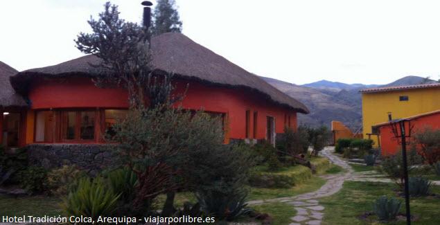 Tradición Colca Hotel in Arequipa