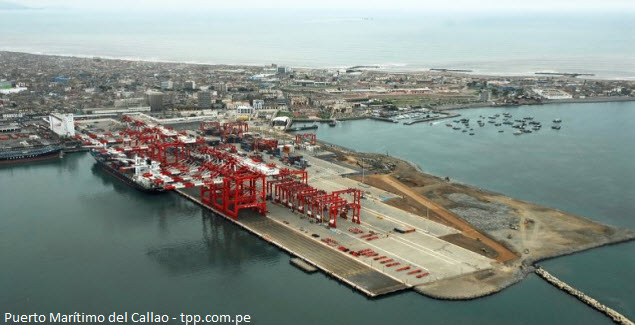 principal puerto del Perú