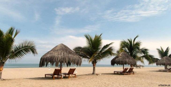 Zorritos, un tranquilo y tropical balneario de Tumbes