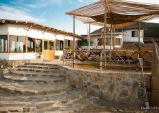Punta Patillos Eco Lodge: El Hotel Frente al Mar de Huarmey