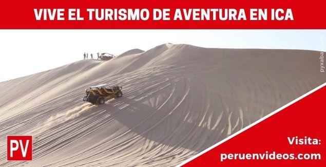 Turismo de aventura en Ica, Perú