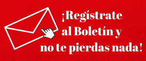 Botón para registrarse al boletín de Peruenvideos.com