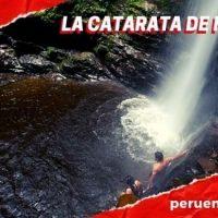 Catarata de Huanano: Cómo llegar y dónde queda