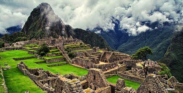 Imagen de la ciudadela de Machu Picchu en Cusco
