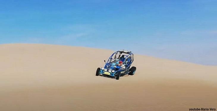 Carro Tubular de Adrenarena en Ica
