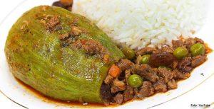 Caigua Rellena Peruana: Receta con ingredientes y preparación