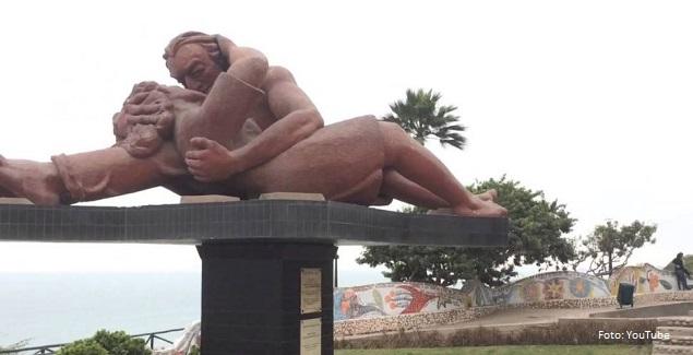 Parque del amor en Miraflores