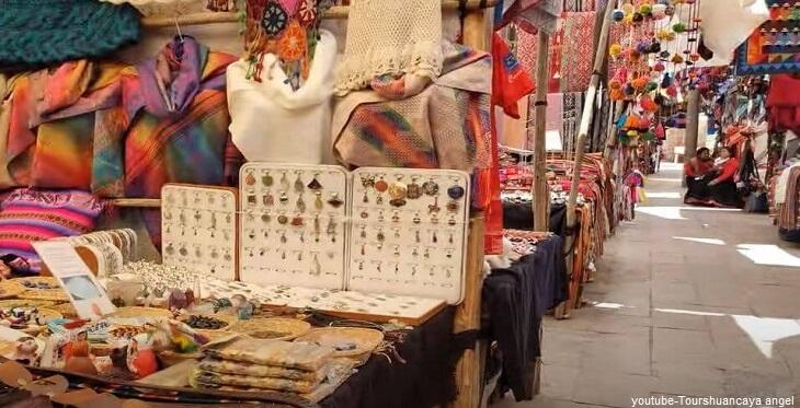 Qué comprar en el Mercado de Pisac