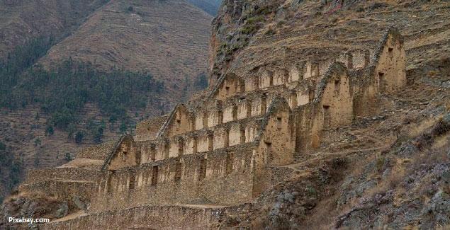 Historia de Ollantaytambo, Cusco, Perú