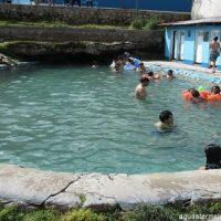 Baños Termales La Calera:en Pasco: Propiedades curativas