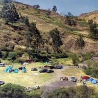 Campamento en Obrajillo