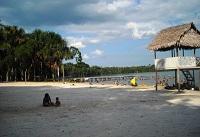 Laguna de Quistococha en Iquitos