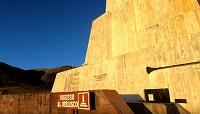 Entrada al Obelisco del Santuario Histórico de la Pampa de Ayacucho