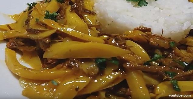 Olluquito con Charqui: Historia, receta y preparación fácil
