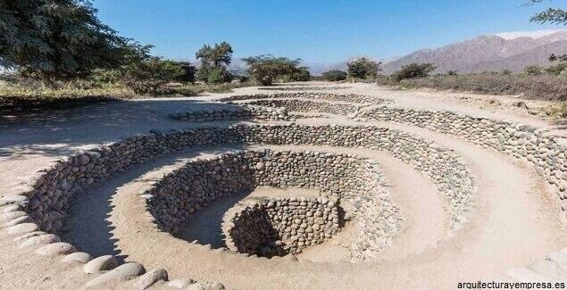 Acueductos de Cantalloc, la ingeniería hidráulica en Nazca