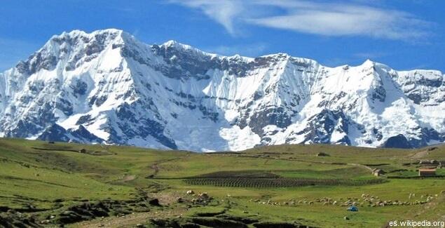 Ausangate es un lugar de trekking y montañismo en Cusco