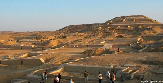 Cahuachi, el Vaticano del Perú Prehispánico en Ica