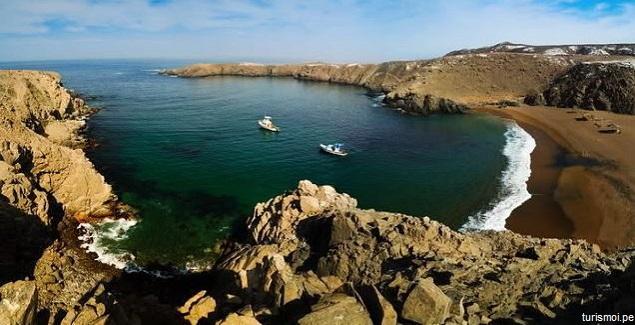 Caleta San José es la escondida playa de Arequipa