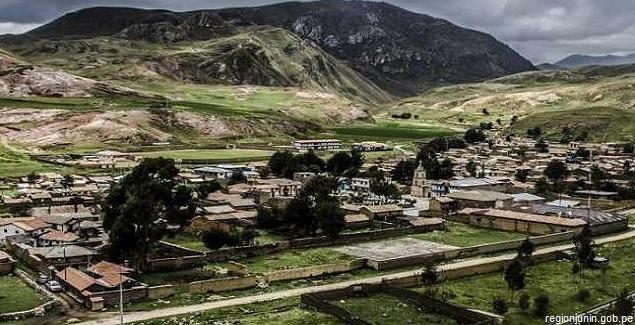 Siga el Camino Inca en la sierra de Canchayllo