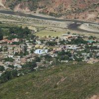 Vista panorámica de Cangallo en Ayacucho