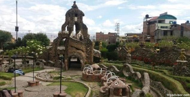 Incluya el Parque de la Identidad en su tour a Huancayo