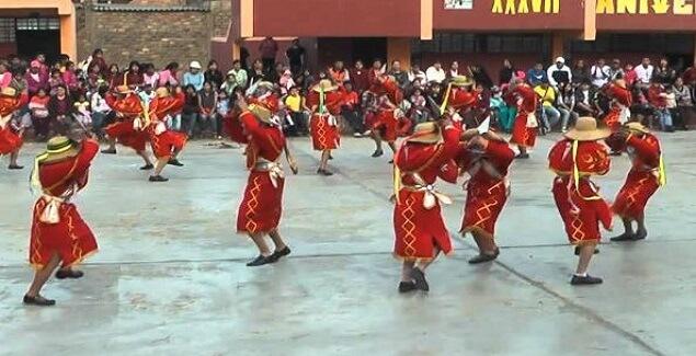 Danza de Santiago de Chuco es Patrimonio Cultural