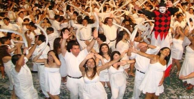 La Fiesta del Perol, la fiesta de La Marinera Norteña